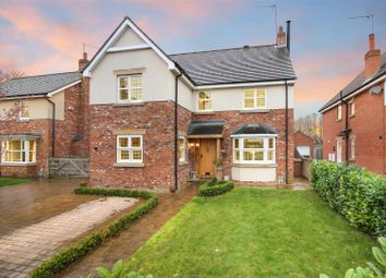 Thumbnail 4 bed detached house for sale in Coopers Croft, Leven, Beverley