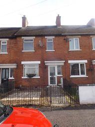 Thumbnail 2 bedroom terraced house to rent in 10, Strandburn Crescent, Belfast