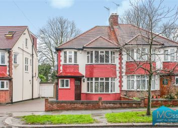 3 bed semi-detached house for sale in Wilmer Way, Southgate, London N14
