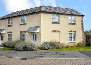 Thumbnail 3 bed semi-detached house for sale in Bartley Gardens, Calverton, Nottingham