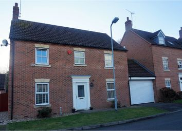 Thumbnail 4 bed detached house to rent in Parsons Road, Slough