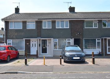 Thumbnail 3 bed terraced house for sale in Garden Close, Sompting, West Sussex