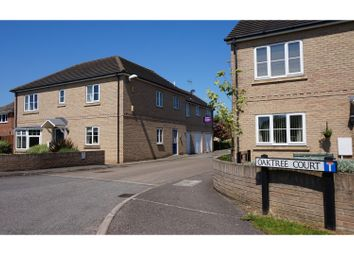 Thumbnail 2 bedroom flat for sale in 212 Broadway, Yaxley, Peterborough