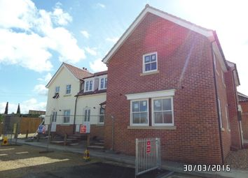 Thumbnail 2 bed end terrace house to rent in Bridge Street, Loddon, Norwich