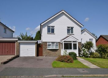 Thumbnail 4 bedroom detached house for sale in Woodhill Park, Pembury, Tunbridge Wells