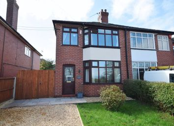 Thumbnail 2 bed semi-detached house for sale in Kingsley Road, Werrington, Stoke-On-Trent