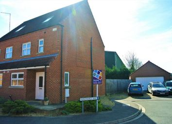 Thumbnail 4 bed semi-detached house for sale in Hereward Way, Billingborough, Lincolnshire