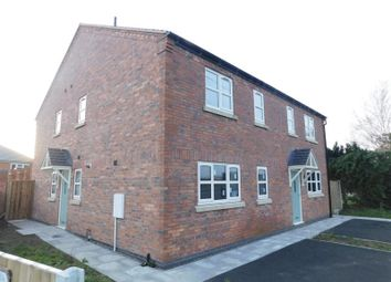 Thumbnail 3 bed semi-detached house for sale in Adderley, Market Drayton