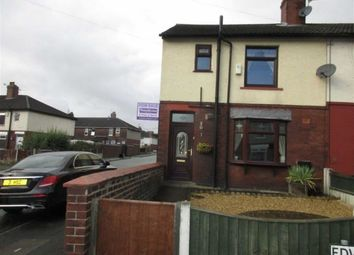 Thumbnail 3 bed end terrace house for sale in Edward Street, Leigh, Lancashire