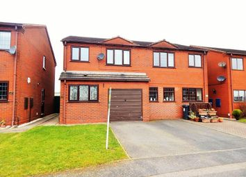 Thumbnail 3 bedroom semi-detached house to rent in Franklin Drive, Burntwood