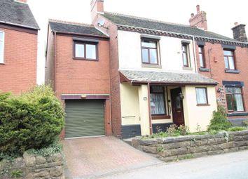 Thumbnail 4 bedroom semi-detached house for sale in New Street, Biddulph Moor, Staffordshire