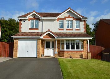 Thumbnail 4 bed detached house for sale in Allan Grove, Bellshill