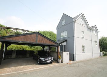 Thumbnail 3 bed detached house for sale in Wolseley Road, Plymouth