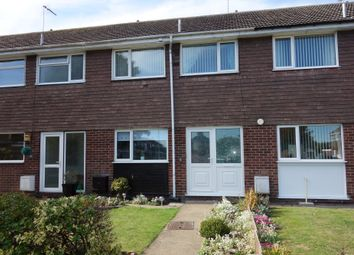Thumbnail 3 bed terraced house for sale in Stirling Close, Lowestoft