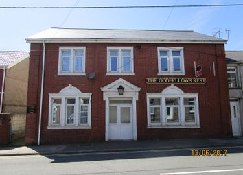 Thumbnail 3 bed flat to rent in Flat 5, Oddfellows, Maesteg.