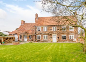 Thumbnail 5 bed detached house for sale in High Street, Swinderby, Lincoln