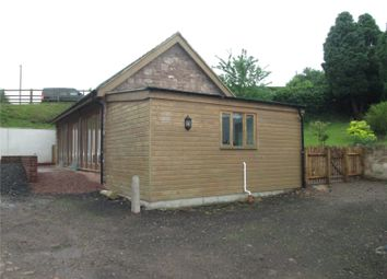 Thumbnail 1 bed detached house to rent in Little Wharton Farm, Rudge Pitch, Ross-On-Wye, Herefordshire