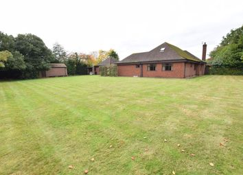 Thumbnail 4 bedroom detached bungalow for sale in Normanby Road, Burton-Upon-Stather, Scunthorpe