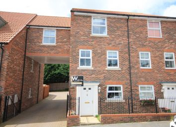 Thumbnail 5 bed mews house for sale in Shaws Close, Norby, Thirsk