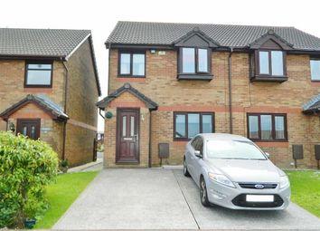 Thumbnail 3 bedroom semi-detached house for sale in Newgale Close, Penlan, Swansea