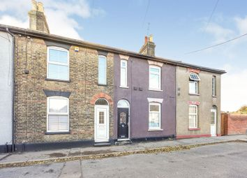 Thumbnail 2 bed terraced house for sale in Church Street, Milton Regis, Sittingbourne