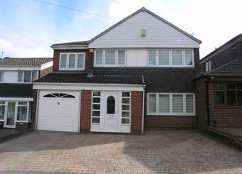 Thumbnail 5 bed property for sale in Roundhills Road, Hurst Green, Halesowen