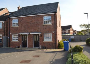 Thumbnail 2 bed semi-detached house to rent in Tanners Row, Flemingate, Beverley
