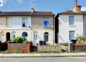 Thumbnail 2 bed end terrace house for sale in Dover Road, Gravesend