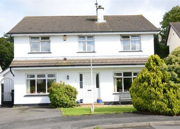 Thumbnail 4 bed detached house for sale in Castle Avenue, Moira, Craigavon, County Armagh