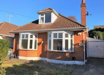 Thumbnail 3 bed detached bungalow for sale in Howeth Road, Ensbury Park, Bournemouth