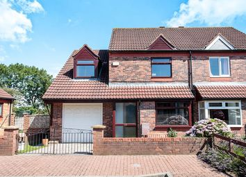 Thumbnail 3 bed semi-detached house for sale in Brisco Meadows, Carlisle