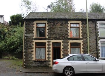 Thumbnail 2 bed terraced house for sale in Swan Terrace, Penygraig, Tonypandy, Rct.