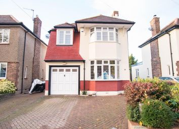 Thumbnail 5 bed detached house for sale in Cedric Avenue, Romford