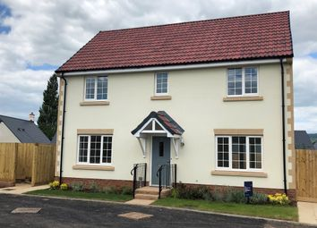 Thumbnail 4 bed detached house for sale in Godwin Close, Wells