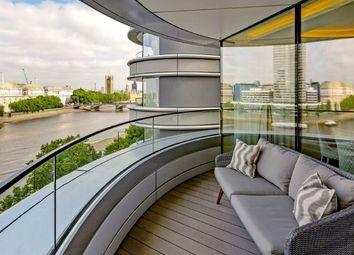 Albert Embankment, Lambeth, London SE1. 2 bed flat for sale