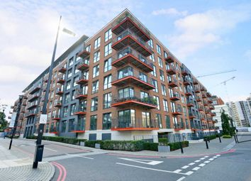 Thumbnail 2 bed flat to rent in Warehouse Court, London