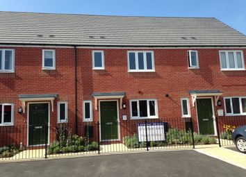 Thumbnail 3 bed terraced house to rent in Brambles Walk, Wellington, Telford