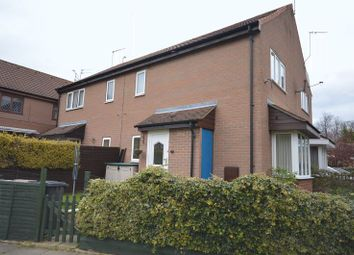 Thumbnail 1 bedroom end terrace house for sale in Copperfields, Luton