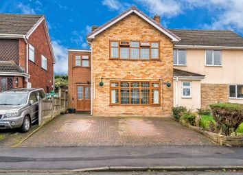 Thumbnail 3 bedroom semi-detached house for sale in Brooklands Avenue, Great Wyrley, Walsall