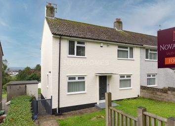 Thumbnail 3 bed semi-detached house for sale in Blandford Road, Efford