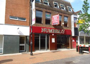 Thumbnail Retail premises for sale in 12 London Street, Basingstoke