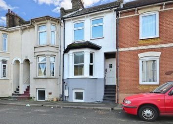 Thumbnail 3 bed terraced house to rent in Sydney Road, Chatham