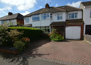Thumbnail 4 bed semi-detached house for sale in Weymoor Road, Harborne, Birmingham