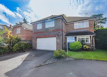 Thumbnail 5 bed detached house to rent in Dundaff Close, Camberley