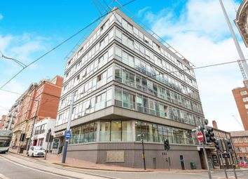 Thumbnail 1 bed flat for sale in West Street, Sheffield