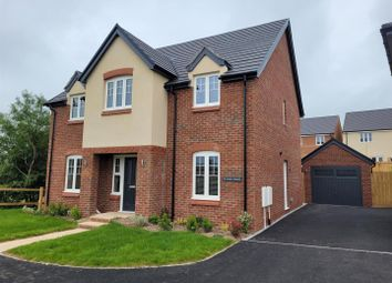 Thumbnail 4 bed detached house to rent in Winter Crescent, Lydney