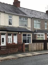 Thumbnail 1 bedroom flat to rent in Eastbourne Avenue, Walker, Newcastle Upon Tyne