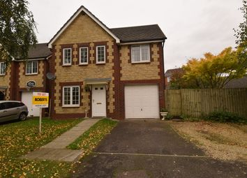 Thumbnail 4 bed detached house to rent in Oxwich Grove, Coedkernew, Newport