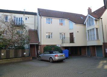 Thumbnail 1 bedroom flat to rent in Cross Lane, Norwich