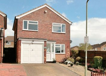 Thumbnail 3 bed detached house for sale in Cheviot Way, Banbury